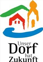 """Logo """"Unser Dorf hat Zukunft"""""""